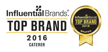 Top Brand 2016 : Caterer
