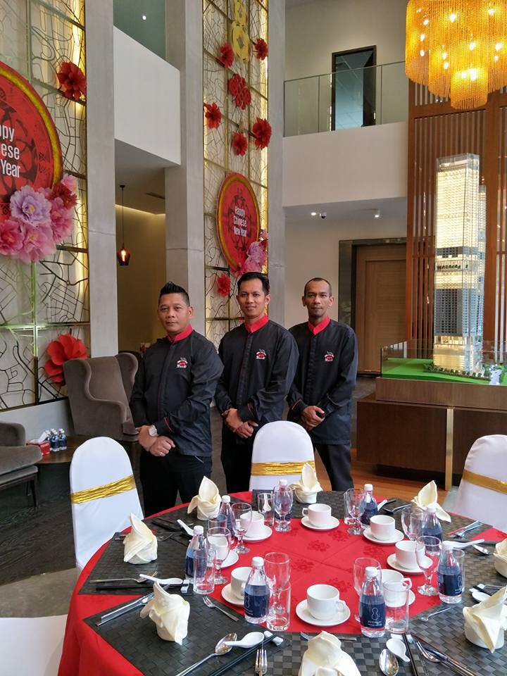 Halal Chinese Banquet Caterer