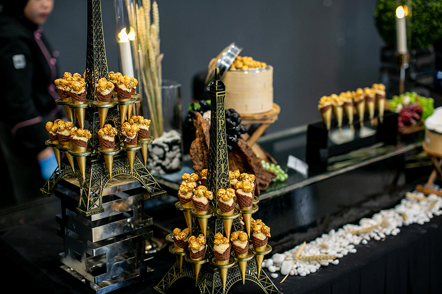 Best Catering Services : Crafting delicious food and beverages