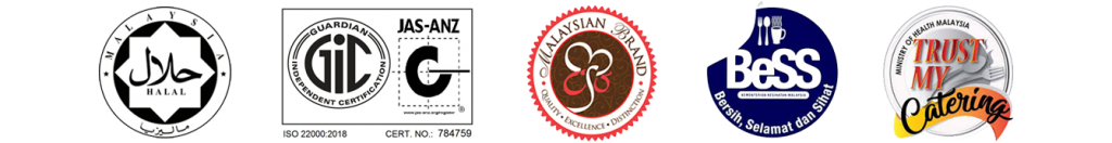Halal Caterer in KL & PJ | Award Wining Food Catering Services