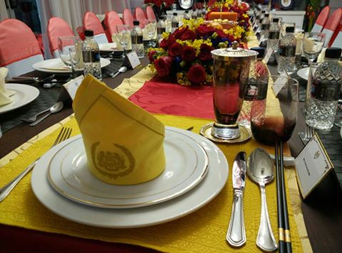 Royal Highness The Raja Permaisuri Agong Private Event