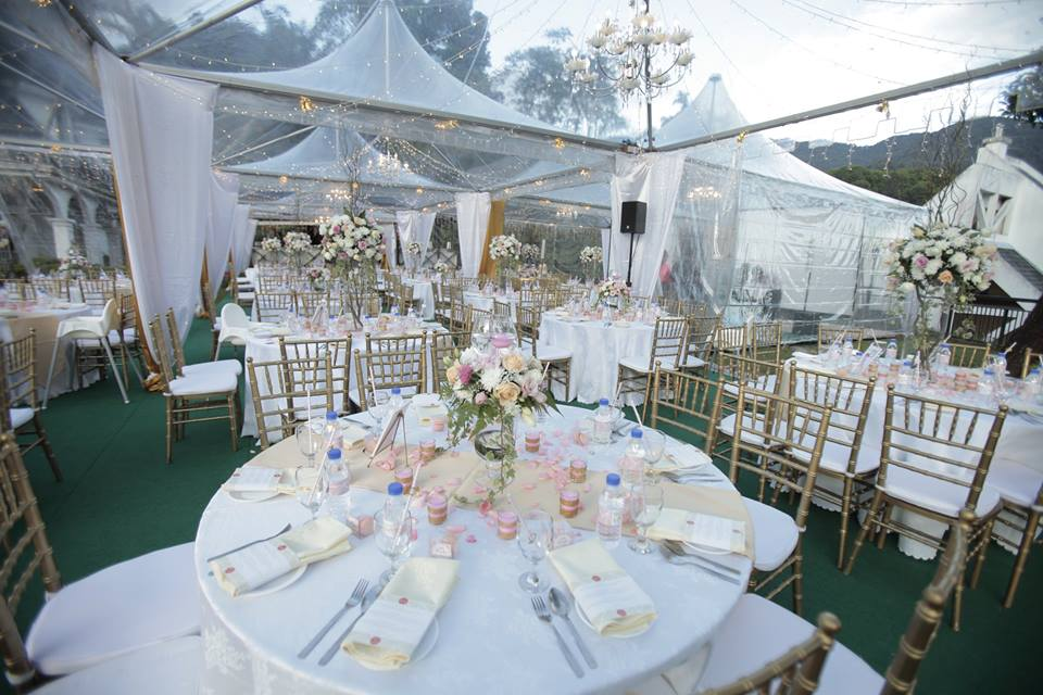 Garden Wedding – Puncak Dani Genting