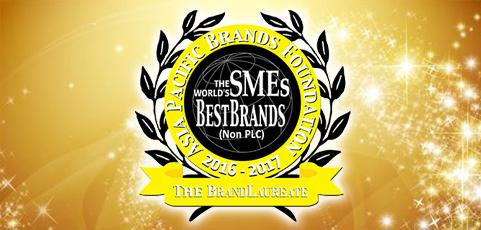 The BrandLaureate – SMEs Corporate Award