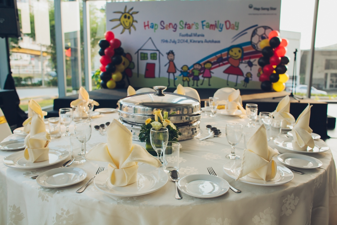 Dome Setting Catering Kl 1 Food Catering Services In