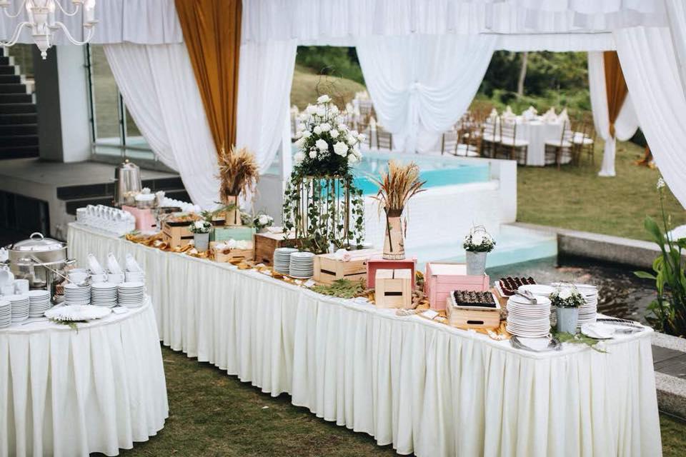 Garden Wedding @ Genting Sempah
