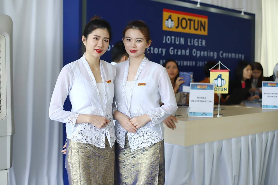 JOTUN Powder Factory Grand Opening