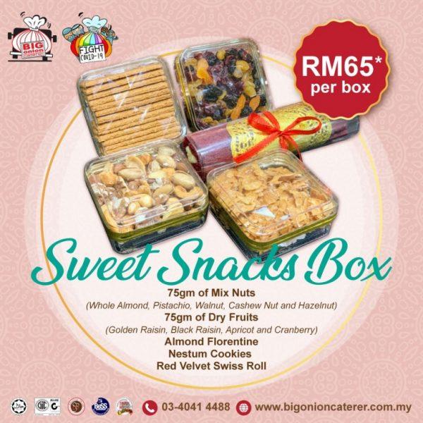 Sweet Snacks Box